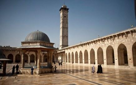 Masjid Agung Aleppo
