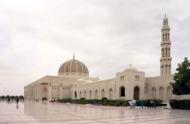 Oman-Muscat-Grand-Mosque