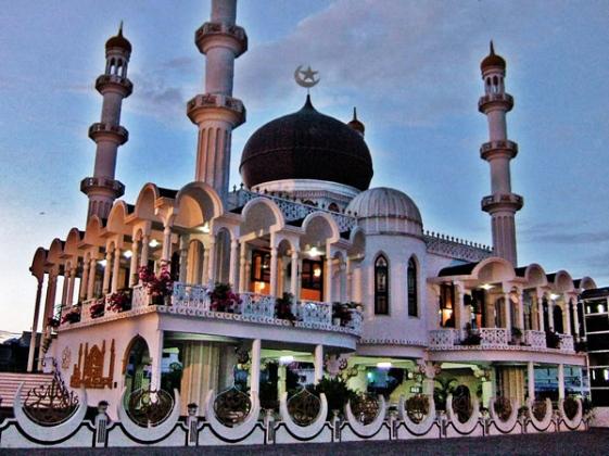 Ahmadiyya Anjuman Isha'at Islam Mosque Suriname