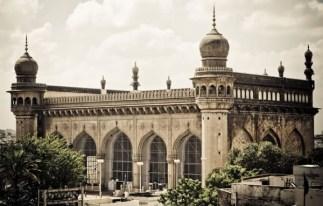Mecca Masjid India