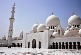 Sheikh Zayed Grand Mosque UAE