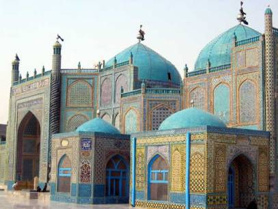 Shrine of Hazrat Ali Afghanistan