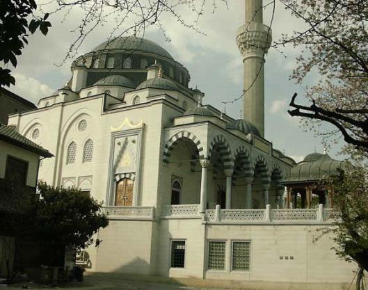 Tokyo Mosque Japan
